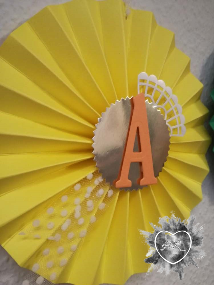 Stampin' Up!, Rosette, InColor, Ananas, Grapefruit