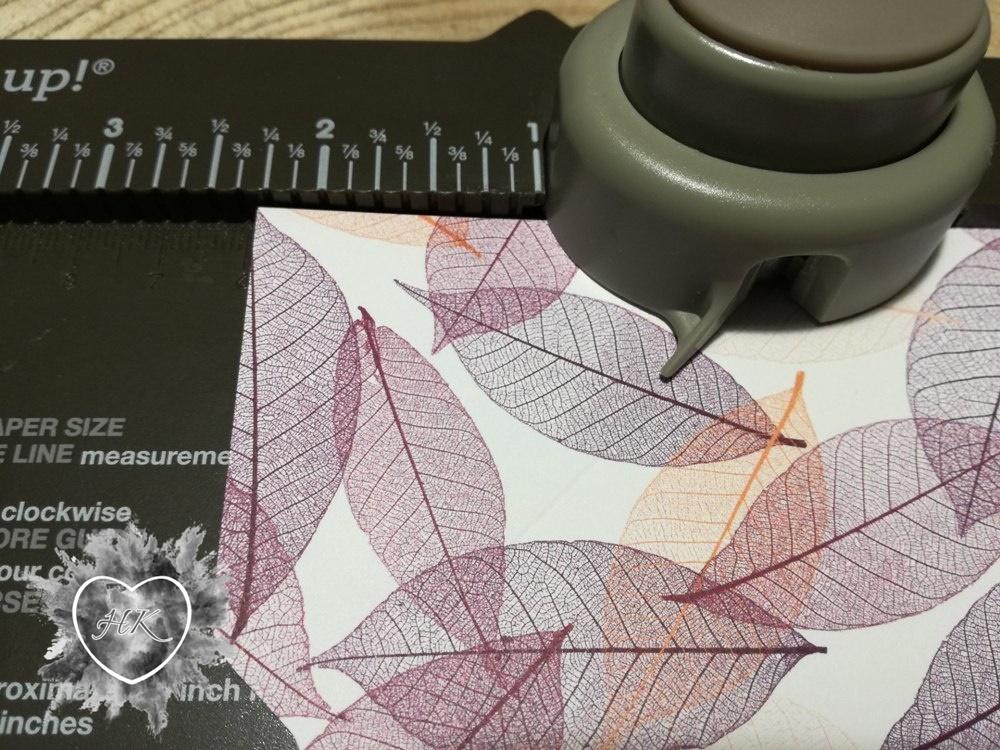 Stampin' Up!, Envelope Punch Board, Verpackung, Kraft der Natur