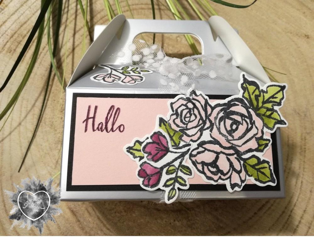 Stampin' Up!, Verpackung; Blütentraum