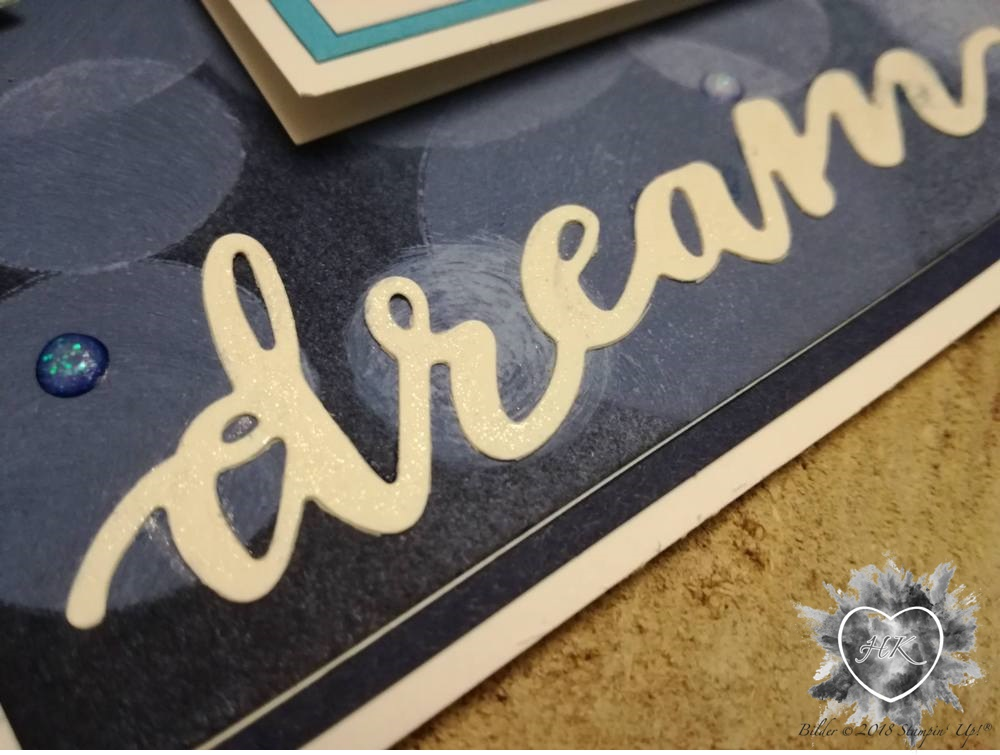 Stampin' Up!, Karte, Bokeh