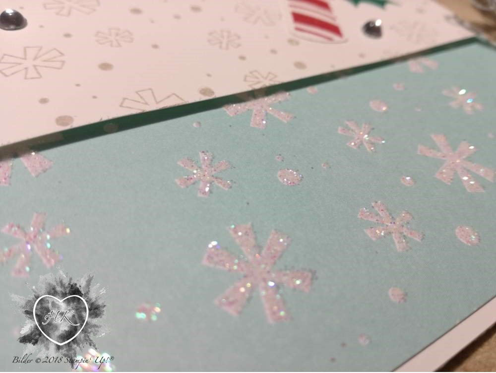 Stampin Up!, Karte, Zuckerstange