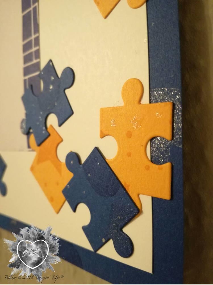 Stampin' Up!, Auf Tour, Puzzleteile