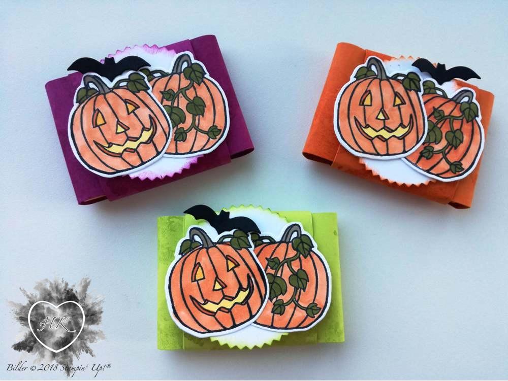Stampin' Up!,Verpackung, Halloween, Seasonal chumb