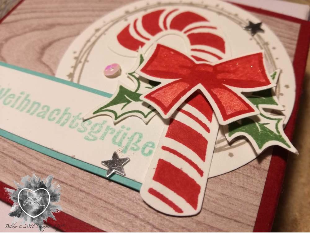 Stampin' Up!; Verpackung; Weihnachten
