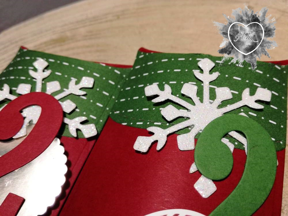 Stampin' Up!; Weihnachten, Adventskalender