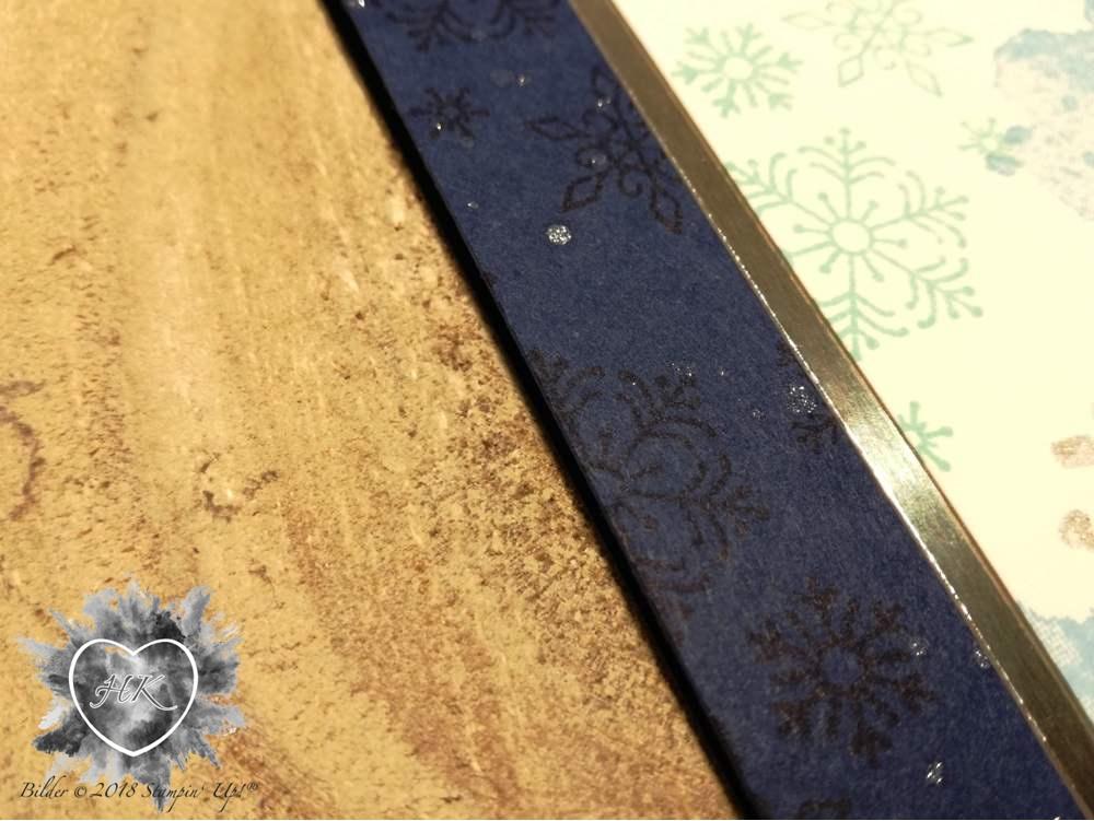 Stampin' Up!, Weihnachten, Karte, Flockenfantasie