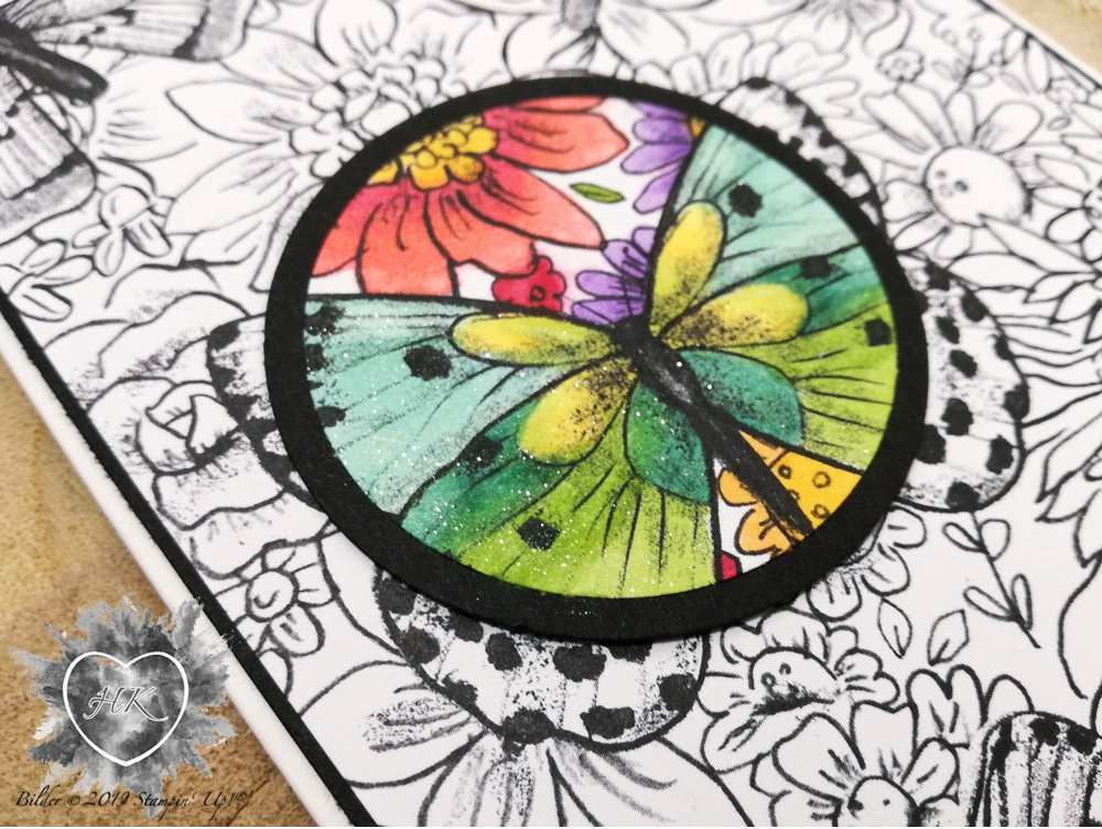 Stampin' Up!; Sale-a-Bration; Schmetterlingsvielfalt; Spotlight