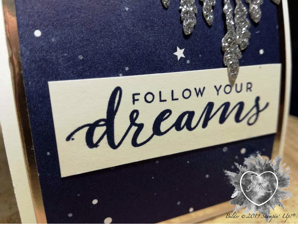 Stampin' Up!, Follow your dreams; Verpackung