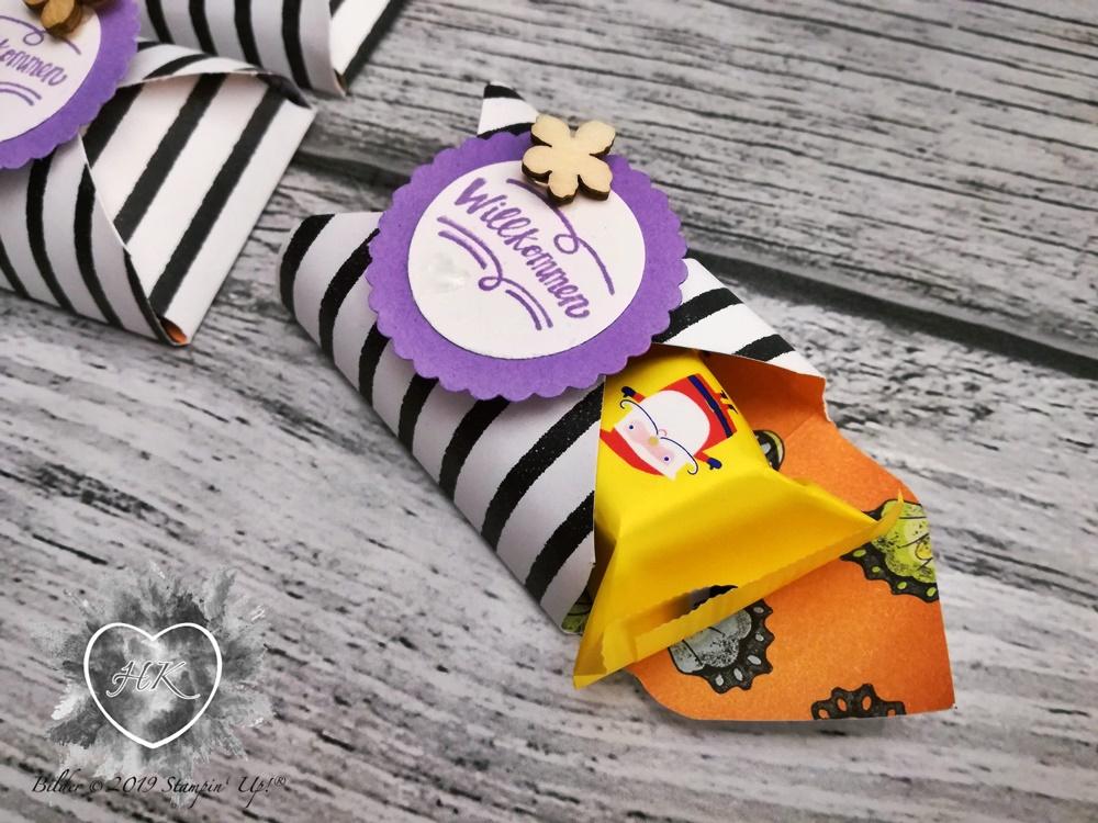 Stampin'Up, Sale-a-Bration; Schmetterlingsvielfalt; Envelope Punch Board; Kreativkiste