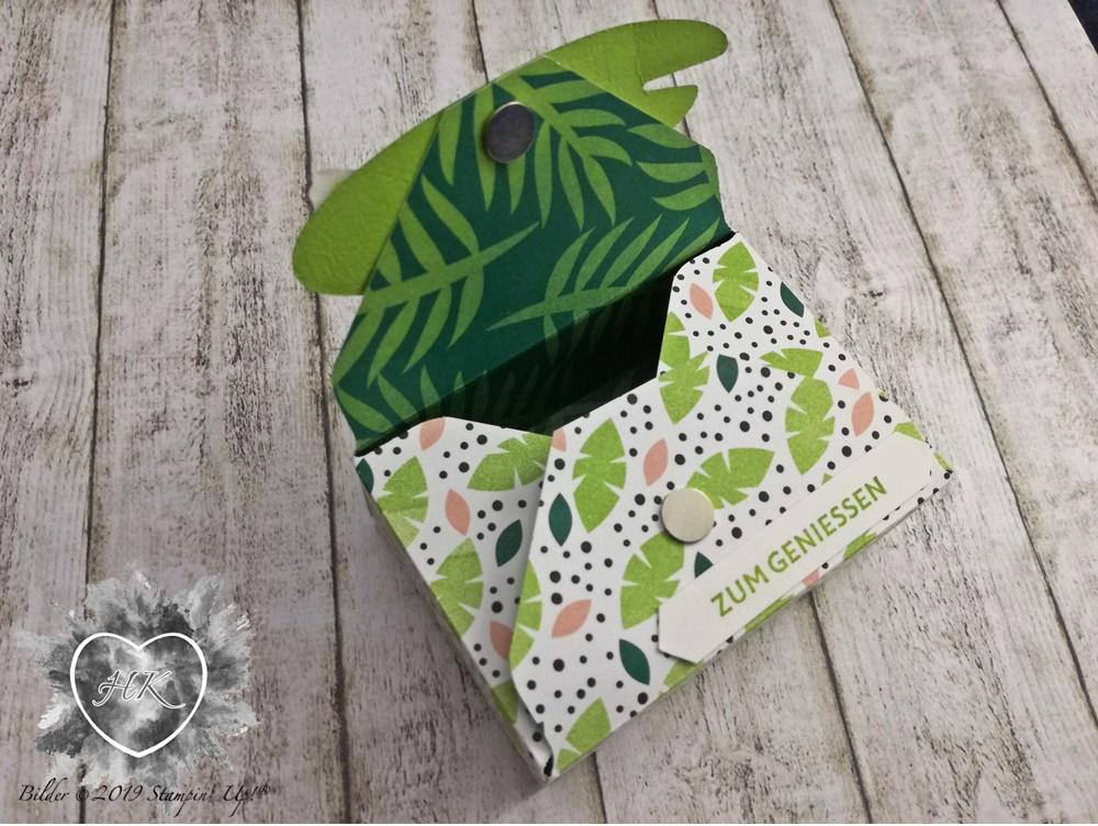 Stampin' Up!, Froschkönig; Envelope Punch Board; Verpackung
