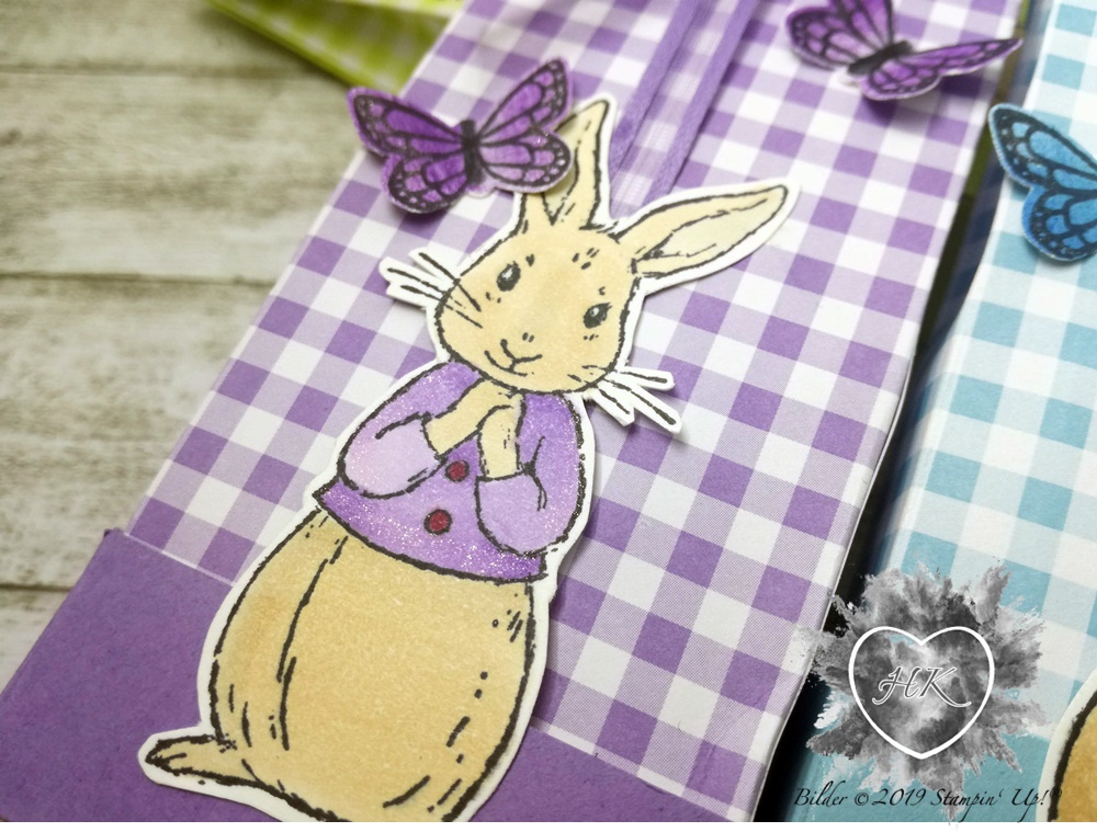 Stampin' Up!, Ostern, Sale-a-Bration; Fable Friends