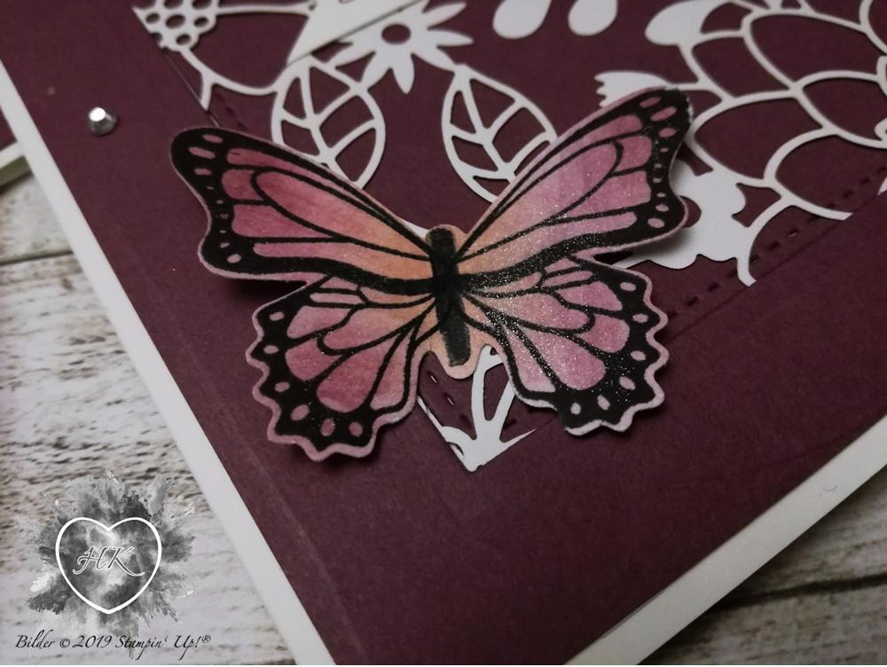 Stampin' Up!, Schmetterlingsglück; Schmetterlinsduett