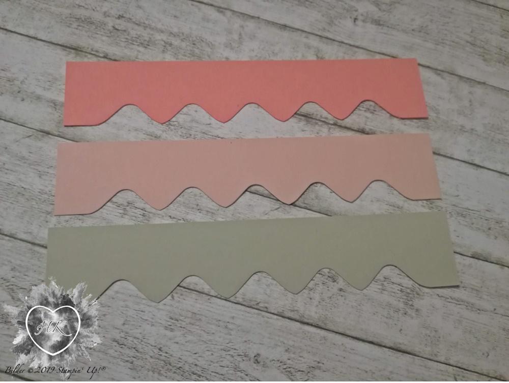 Stampin' Up, Envelope Punch Board, Gänseblümchen, Blätterzweig