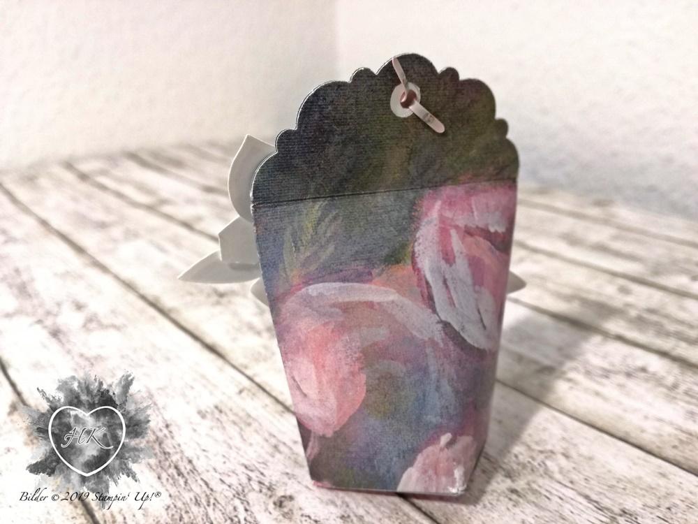 Stampin' Up!; Verpackung; Florale Träume; Bezaubernder Anhänger